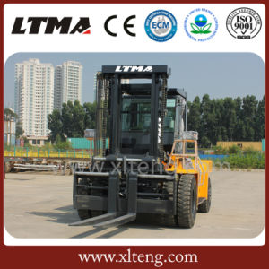 Ltma Forklifts 13 Ton Never Used Diesel Forklift for Sale pictures & photos