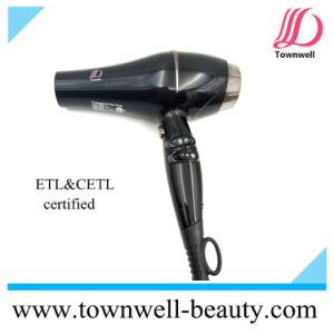 Negative Ion AC Hair Dryer with Alci Plug pictures & photos