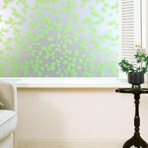 Static Cling Window Film Graphic Printed-P103 pictures & photos