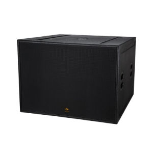 "Es-288 2X18"" The Compact Sub-Bass Active System Professional Audio Loudspeaker pictures & photos"