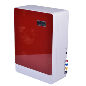 Beautiful Built in 5 Stage RO System with Red Colour pictures & photos