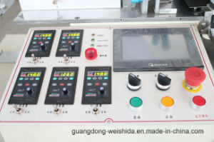 Wb300 Automatic Two Seater Die Cutting Machine pictures & photos