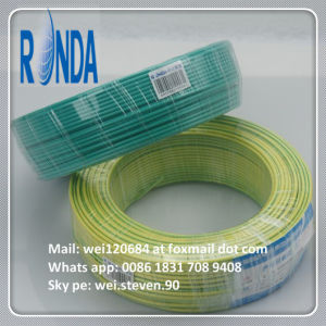 0.75 1 1.5 2.5 4 Flexible Electrical Copper Wire pictures & photos