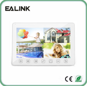 Electronic Indoor Monitor for Video Doorphone 10inch