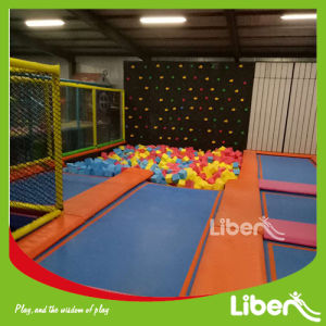Shopping Mall Jumping Trampoline for Kids pictures & photos