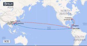 Shipping Freight and Air Freight to New York/Boston/Philadelphia/Baltimore/Mobile/New Orleans/Houston/Washington/Miami pictures & photos
