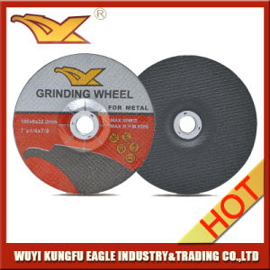 T27 Abrasive Tools Alum Oxide Sharp Metal Grinding Wheel pictures & photos