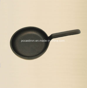 Preseasoned Cast Iron Mini Skillet pictures & photos