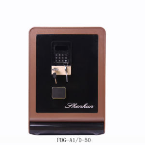 Security Home Safe Box with Digital Lock-Zhiya Series Fdx A1/D 50 pictures & photos