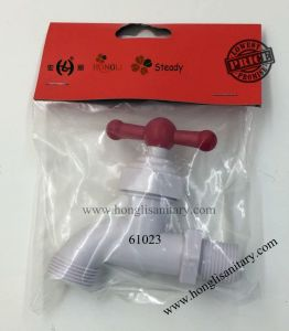 61023b South American Market ABS Plastic Faucet pictures & photos