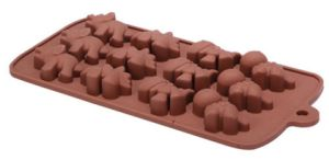 Dinosaur Chocolate Silicone Mould pictures & photos