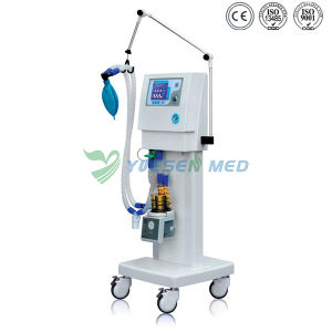 5.7 Inch LCD Portable Medical Ventilator pictures & photos