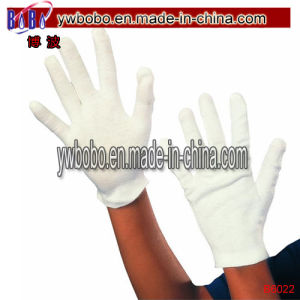 White Gloves Fancy Dress Magician Mime Clown Halloween Decoration (BO-6022) pictures & photos