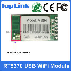 Toplink Rt5370 802.11bgn 150Mbps USB Embedded Wireless Module for Remote Control with Ce FCC pictures & photos