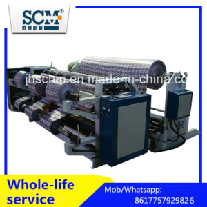 Fabric Slitting and Machine, PP Woven Slitting and Rewinding Machine