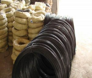 Black Wire / Black Iron Wire / Black Annealed Wire pictures & photos