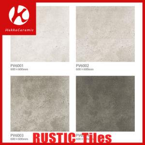 Matt Glazed Vitrified Tiles, Rustic Tile, 600*600mm pictures & photos