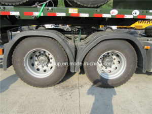 3 Axles Cargo Semi Trailer pictures & photos