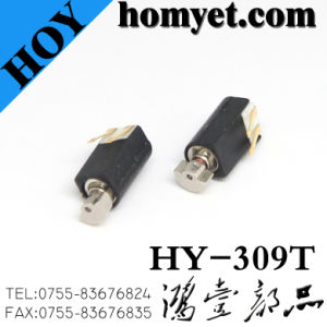 12000 Rpm 3V Mini DC Motor/Micro DC Vibrating Motor with Shrapnel for Toy (HY-309T) pictures & photos