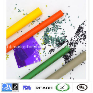 Color Masterbatch for Pipe or Tube, PPR, Hdpr, HDPE