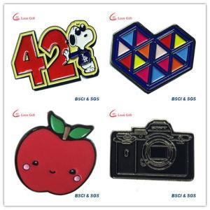 Factory Customized Company Logo Enamel Badge Lapel Pins pictures & photos