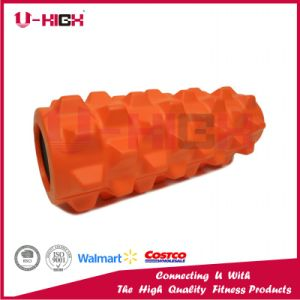 High Density Foam Roller Fitness Equipment Hollow EVA Injection pictures & photos