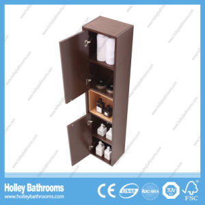 High Quality MDF Wall Mounted Bathroom Accessory with Side Cabinet (BF372D) pictures & photos