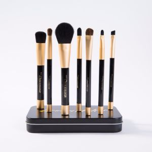 7PCS Custom Makeup Brush Set, Iron Box, Magnet Self-Supporting Design pictures & photos