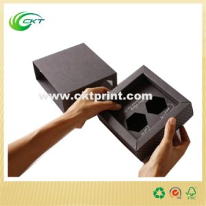 Packing Cardboard Flat Boxes with Brown Color Printing (CKT-CB-147) pictures & photos