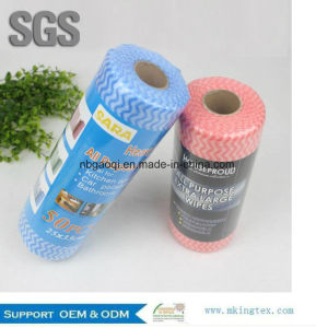 Spunlace Non Woven Cleaning Wipes pictures & photos