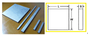 ISO Manufacturer Supply Customized K10 Cemented Tungsten Carbide Strips pictures & photos