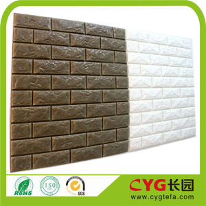 Eco-Friendly Insulation Foam 3D Wallpaper pictures & photos