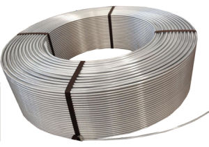 HVAC/Refrigerator Use Aluminum Tube/3103 Aluminum/Aluminum Tube Coil pictures & photos