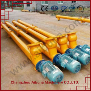 Factory Sell Directly Stainless Steel Screw Conveyor for Sand/Powder and So on pictures & photos