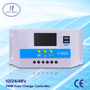 30V PWM Intelligent Solar System Charge Controller pictures & photos
