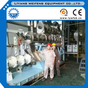 Top Quality Floating Fish Food Machine Line pictures & photos
