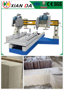Overseas Service After Sales Column Slab Trimming Machine /Hkb-41500 Four-Blade Edge Cutting Machine for Column Slab pictures & photos