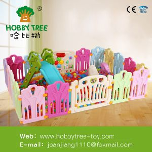 Wholesale Safety Indoor Kids Play Products Plastic Baby Fence