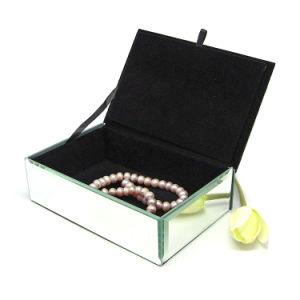 Wholesale Cheap Unique Glass Jewelry Box Hx-6682 pictures & photos