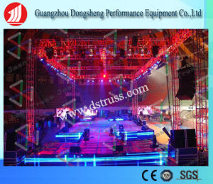 Transparent Moving Glass Stage for Fashion Show pictures & photos