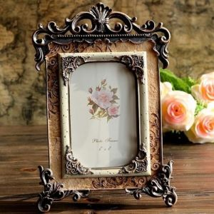 Retro Vintage Brown Home Decor Picture Frame Photo Frame pictures & photos