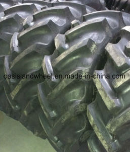 Agricultural Irrigation Tyre (14.9-24) with Wheel Rim pictures & photos