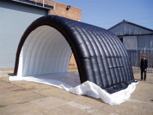 High Quality Inflatable Mascot Tunnels Inflatable Tunnel Shelter for Outdoor