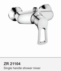 Wall Mounted Shower Mixer Faucet pictures & photos