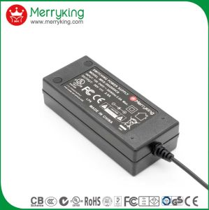LED Power Supply 84W 12V 7A AC/DC Adapter with UL FCC Ce SAA PSE BS pictures & photos