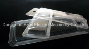 Cord Creasing Machine/Box Folding Machine/Blister 3-Side Folding Machine pictures & photos