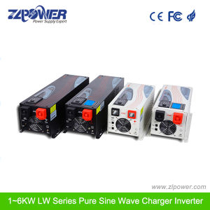 6000W Power Inverter Charger Pure Sine Wave pictures & photos