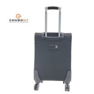 Chubont 4 Wheels New High Quality Leisure Travel Trolley Case pictures & photos