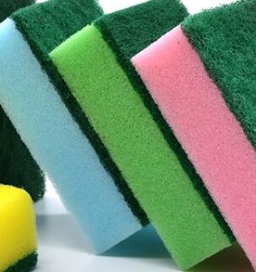 Hot New Kitchen Cleaning Dish Sponge pictures & photos