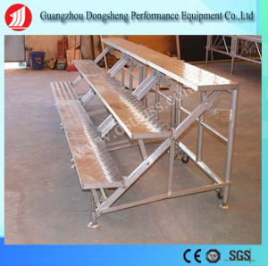Aluminum Adjustable portable Chorus/Music Church Chorus Stage pictures & photos